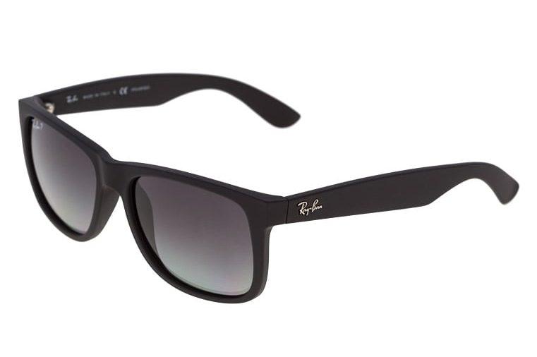 Ray-Ban JUSTIN - Okulary przeciwsłoneczne - black