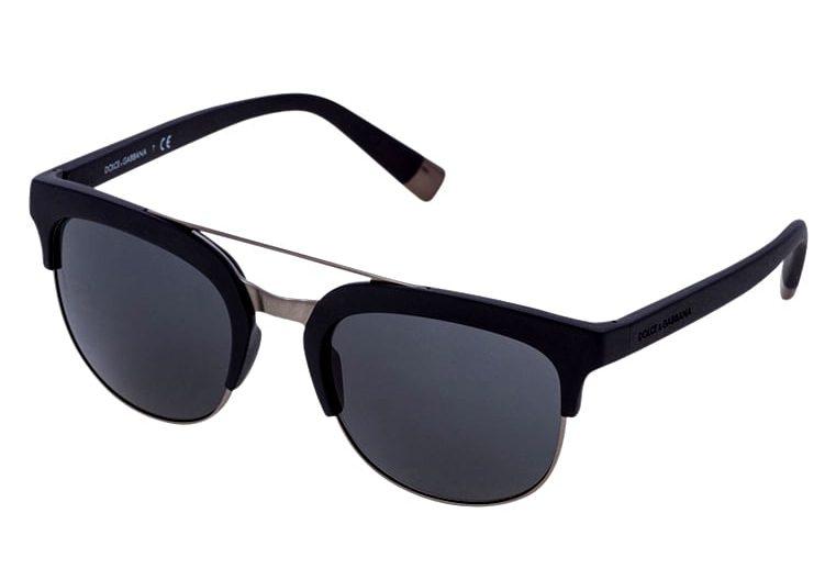 Dolce Gabbana & sunglasses-black